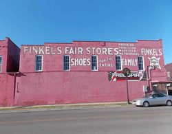 Former home of Finkel's Fair Store